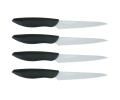 ABS5075 Pure Komachi 2 4 Pc Serrated Steak Knife Set