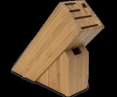 6-Slot Bamboo Slimline Block