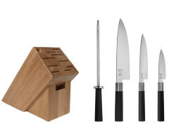 WBS0500 Wasabi 5 Pc Block Set