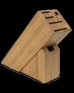 DM0847 6-Slot Bamboo Slimline Block